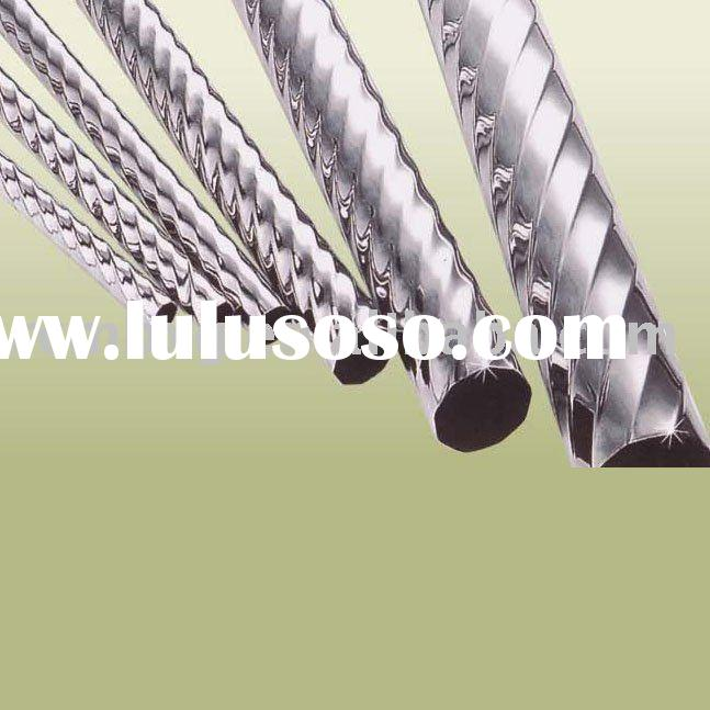 201 Stainless steel welded spiral tubes