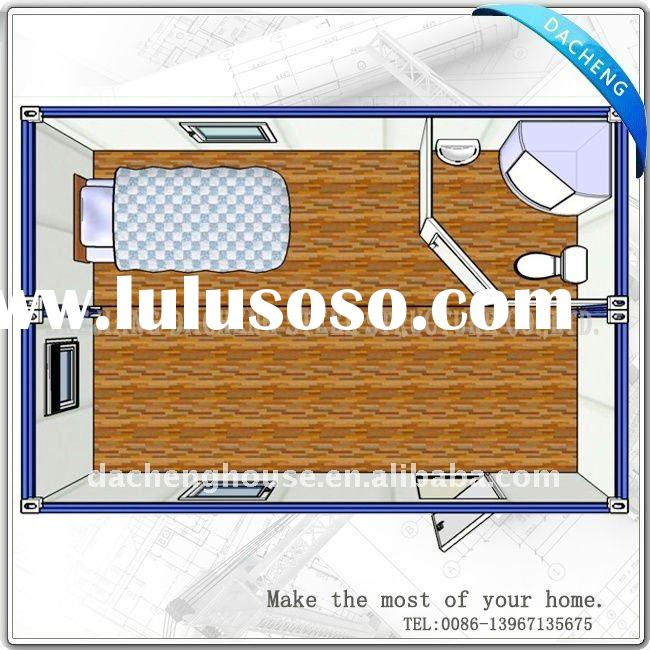 20' Living Container House