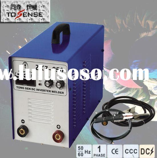 250A Portable DC Inverter ARC Welding machine