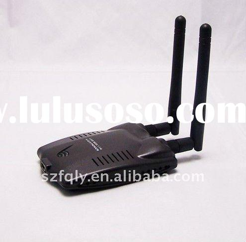 2T2R 300Mbps High-Power Wireless N USB wifi Adapter/dongle
