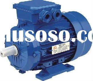 2.2kw 3hp motor (MS Series Aluminum Housing Three Phase Electric Motor)