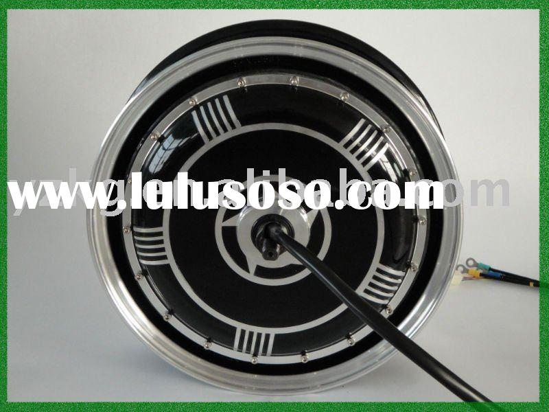 "3000W 13"" high power electric motorcycle motor"