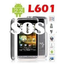 3.6 inch L601 Wifi GPS Java Dual Cards Touch Screen Smart Phone(Black,Red,White)