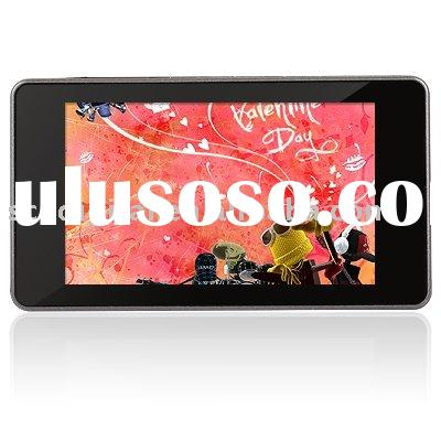 3'' touch Screen MP4 player