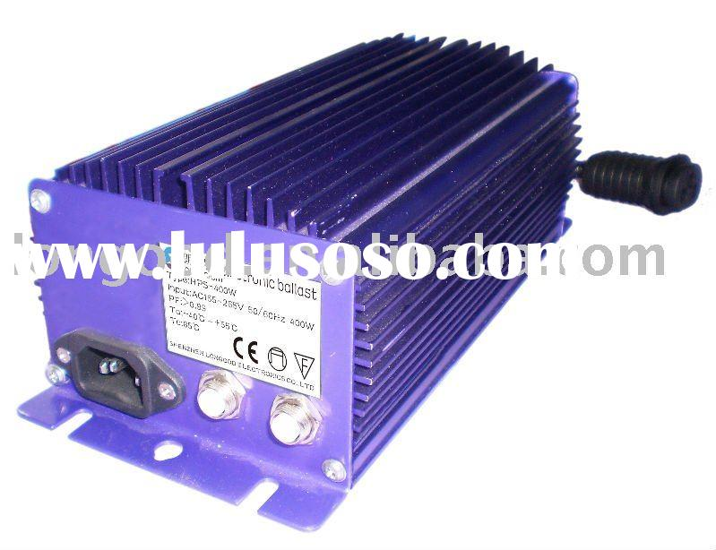400W Dimming MH /HPS Electronic Ballast