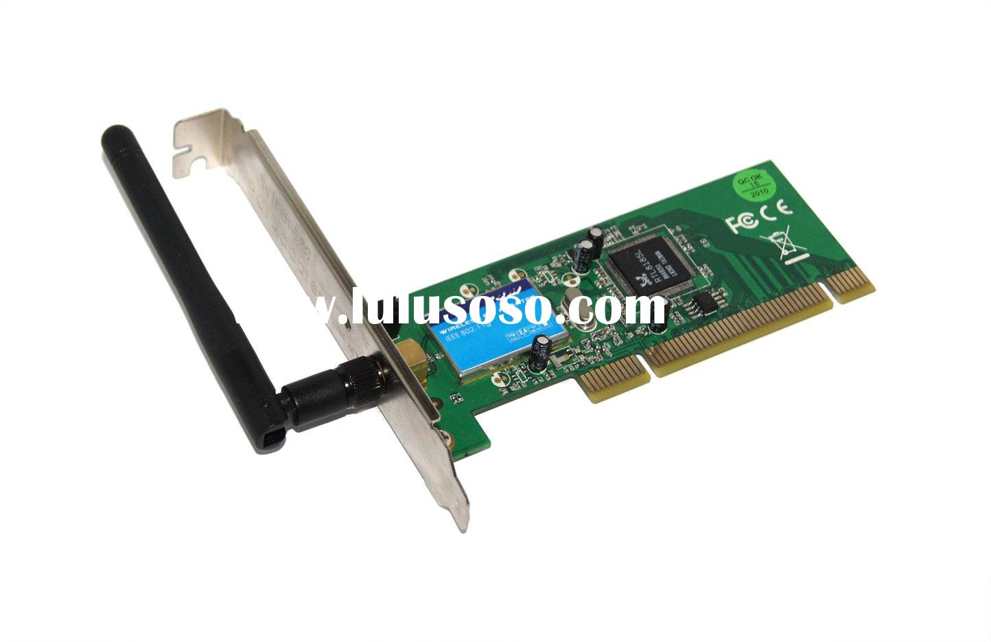 54M PCI Wireless Networking Card