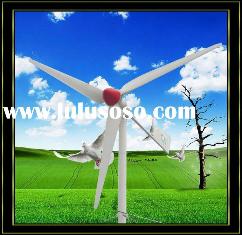 5KW /3KW wind turbine wind generator,High Efficiency,3 Years Free Maintenance