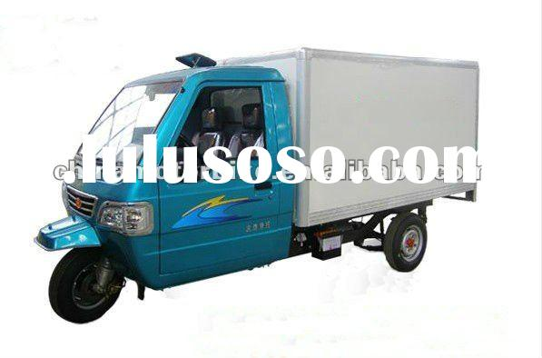 800cc cargo tricycle/three wheel motorcycle/trike/closed tricycle