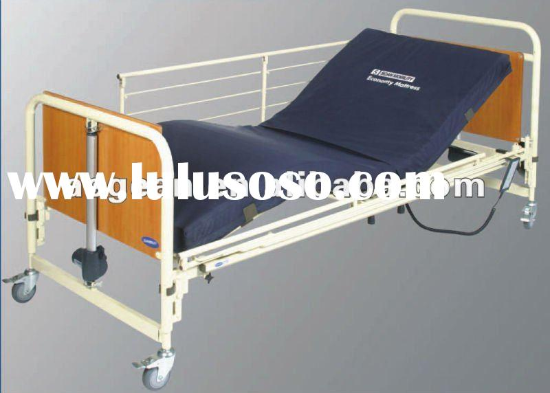 AG-BY009 Multifunction Weighing-Type Embedded-operator on rails and headboard electric Hospital Bed