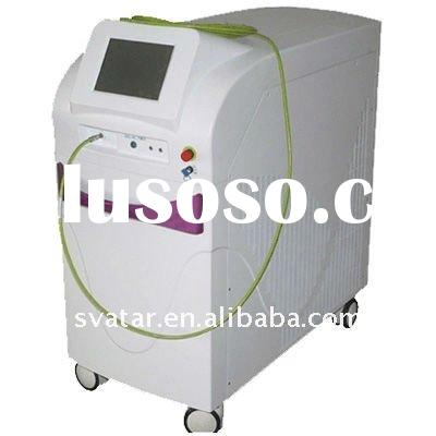 Alexandrite 755nm and ND:YAG 1064nm Laser Hair Removal