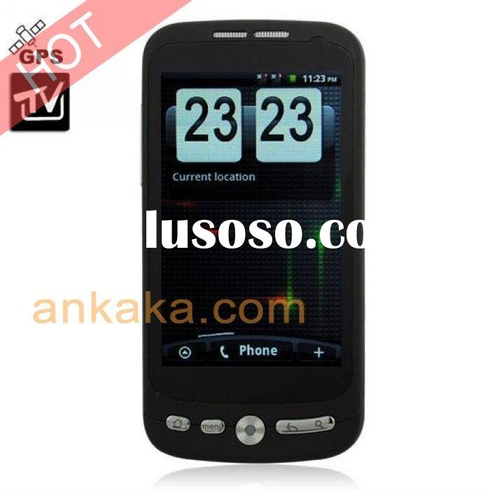 "Android 2.2, 3.6"" Capacitive Multi-touch Screen, GPS, WiFi, Quad Band, Dual Sim, Bluetooth, Sma"