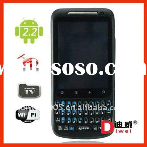 Android 2.2 OS 2.8 inch touch screen QWERTY Keyboard mobile phone H200 with WIFI GPS 3D GAMES