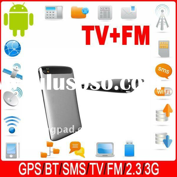 Android Tablet bluetooth gps tv fm wifi 3g(calling) dual camera multi touch dual sim wcdma+gsm table