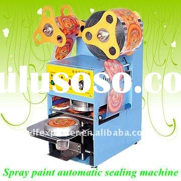 Best seller: automatic sealing machine with stainless steel body