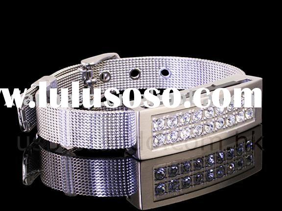 Bracelet USB, jewellery USB, Crystal USB, USB Flash Drive, USB Flash Disk, USB drive, Memory Stick