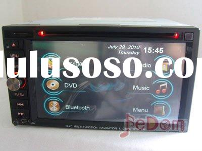 Car DVD GPS Navigation/Auto Radio/Bluetooth/MP3/RDS of Universal 2 Din Model