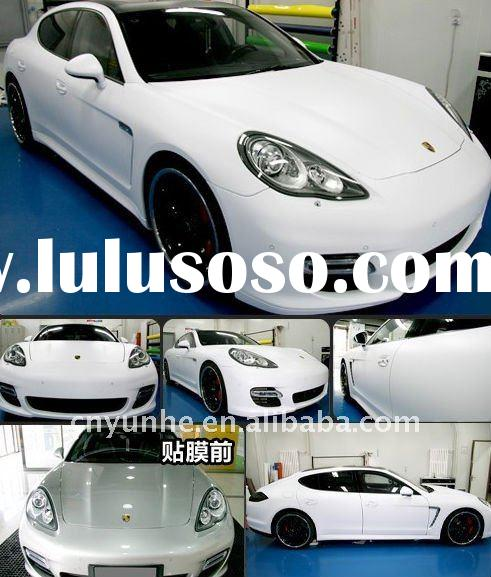 Car body Coloration Film/Matte wrap vinyl film/Car body color change film