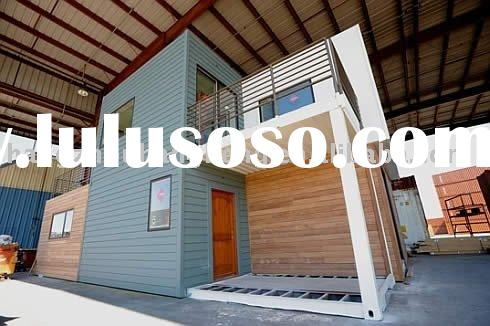 Cost-effective Living Container House