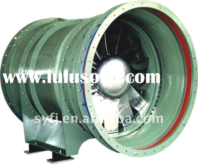 DTF(R) industrial axial flow Fan with bell mouth