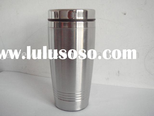 Double wall stainless steel tumbler without handle 450ML