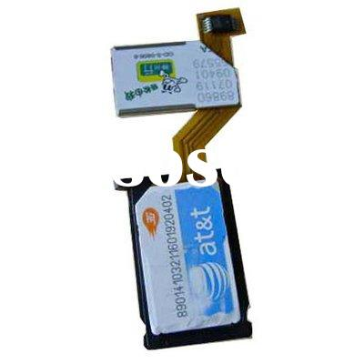 Dual SIM Card Adapter For iPhone 3G/3GS
