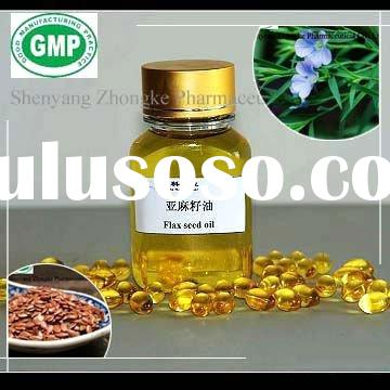 Flax seed oil refined (eat,drink,cosmetic,softgel ingredient)