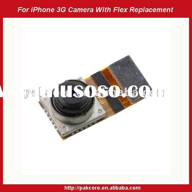 For iPhone 3G Camera With Flex Cable Replacement