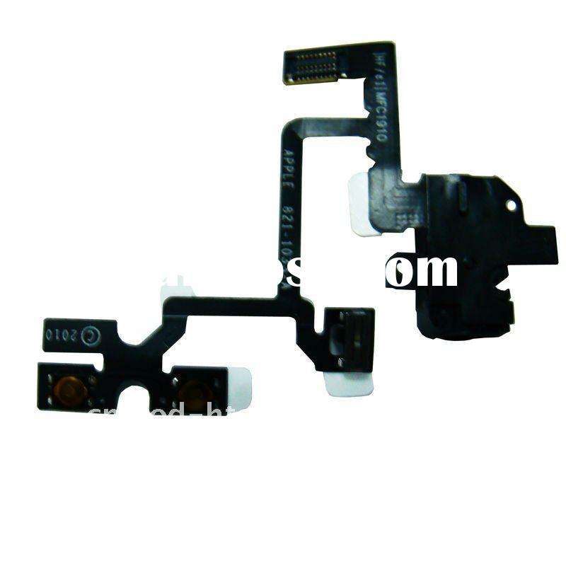For iphone 4G headphone audio jack flex cable