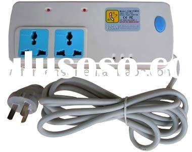GSM remote control Power socket