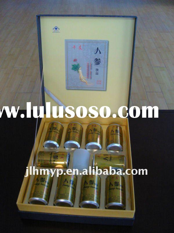 Ginseng Extract for Anti-aging Herbal Energy Drinks Wholesale!