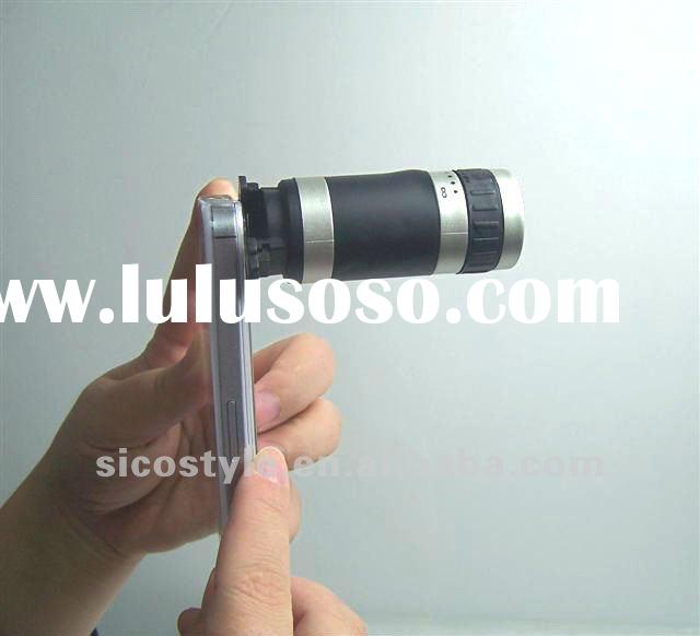 Good Quality 6X to 18X Optical Zoom Camera Lens for all type of Cellphone Telescope Camera Lens