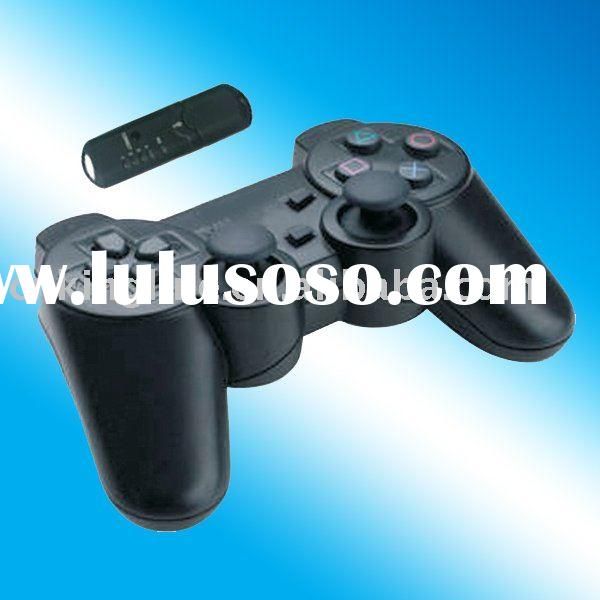HOT!!! Bluetooth video game wireless joystick for PS3