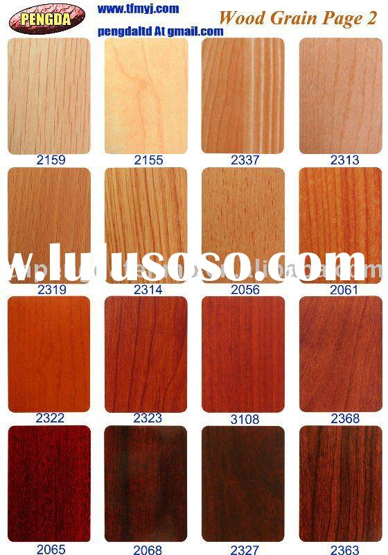 HPL high pressure laminate (Wood Grain Series page 2)