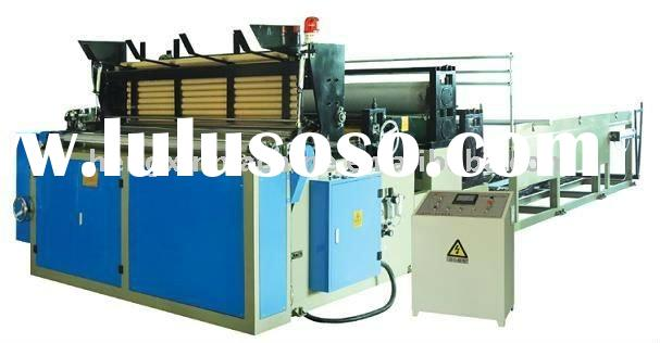 HX-GS-1575 full automatic toilet paper roll making machine