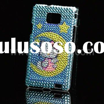 Hello Kitty Bling Rhinestone Case for Samsung Galaxy S2 i9100