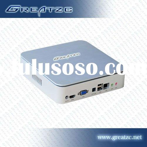 High Definition Mini Desktop Computer Supporting 1080P Playing With High-powered Config With HDMI De