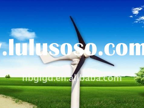 High Power Wind Turbine Generator, Wind Generation 100W 200W 300W
