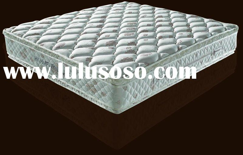 High density memory foam mattress M838