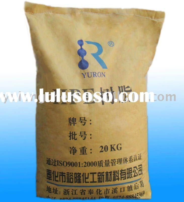 High performance high chlorinated polyethylene