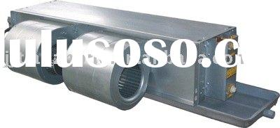 Ducted Fan Coil Unit Horizontal Type Air Conditioner For
