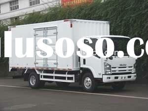 Hot! ISUZU Automatic Box Truck with 150Hp for sale!