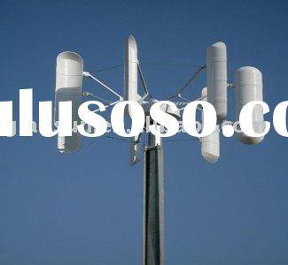 Hot Sell Vertical Axis Wind Turbine Generator (CE ISO9001 Standard)