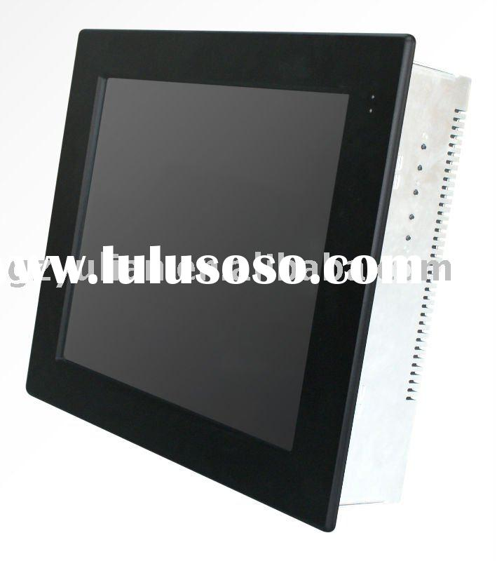 Industrial use monitor/Touch Screen Panel for iPad 2/HMI.Touch Panel/ Embedded touch screen PC with