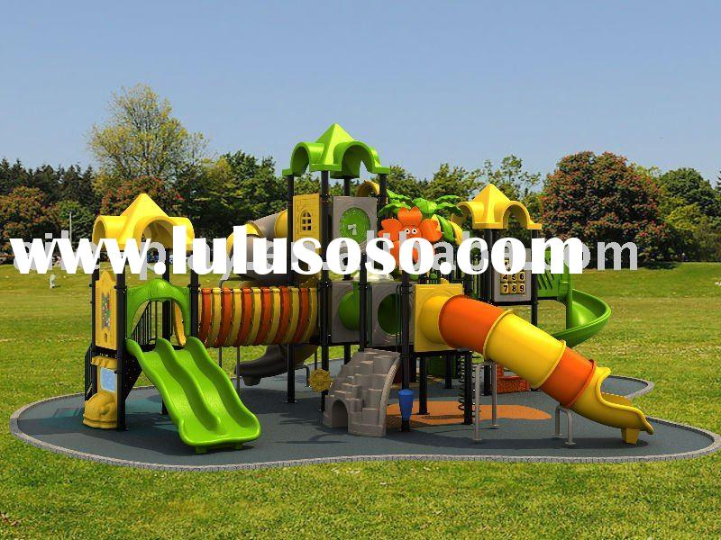 Kids Outdoor Playground Equipment (UFO series products QTL-NP18701)