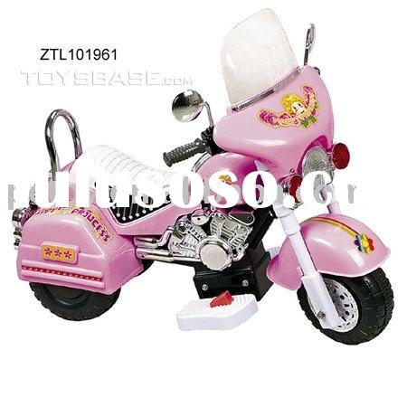 Kids electric ride on car motorcycle model