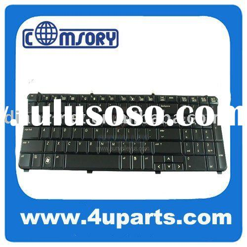 Laptop Keyboard Glossy color for HP DV7 and P/N:519265-001