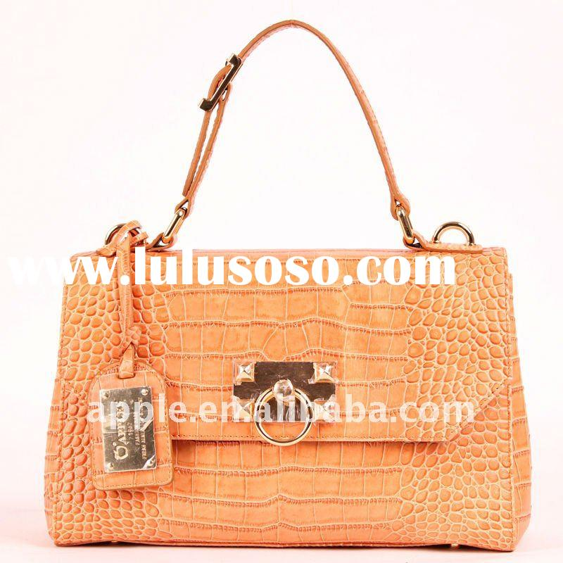Latest fashion women bags leather handbags