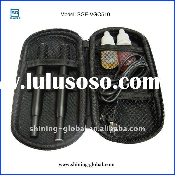Leather Carrying Case for EGO/VGO/red and black available/