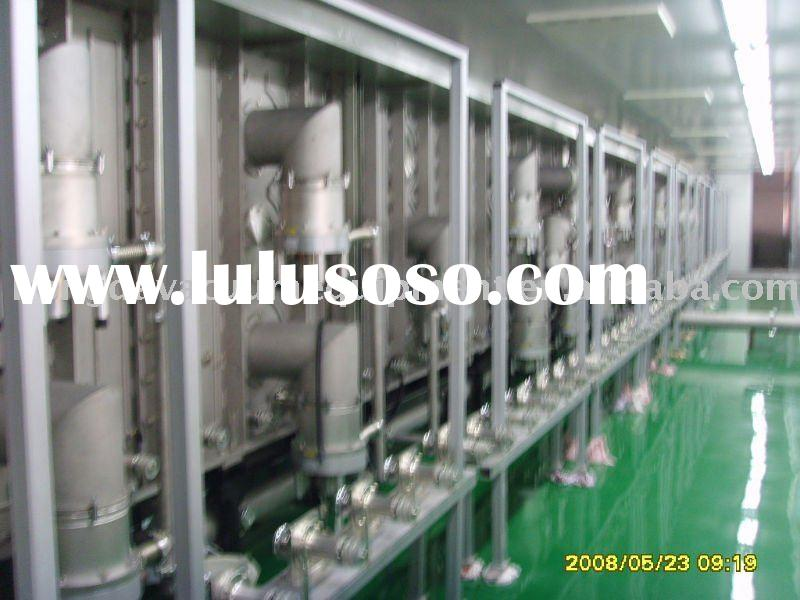 Magnetron sputtering ITO film coating equipment/ AZO coating equipment