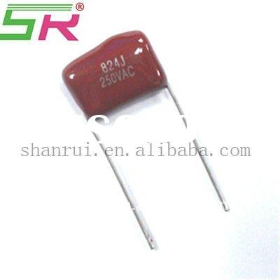 Metallized Polyester Film Capacitor(CL21)(MEF)